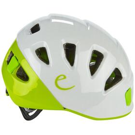 Edelrid Shield II casco bianco